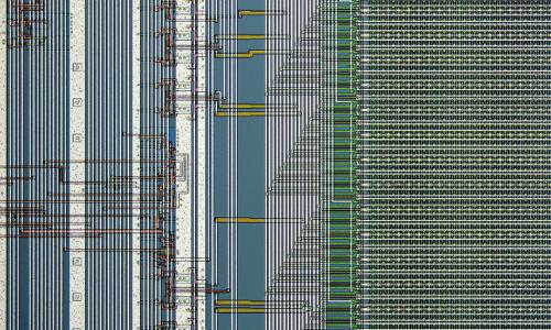 silicon memory chip